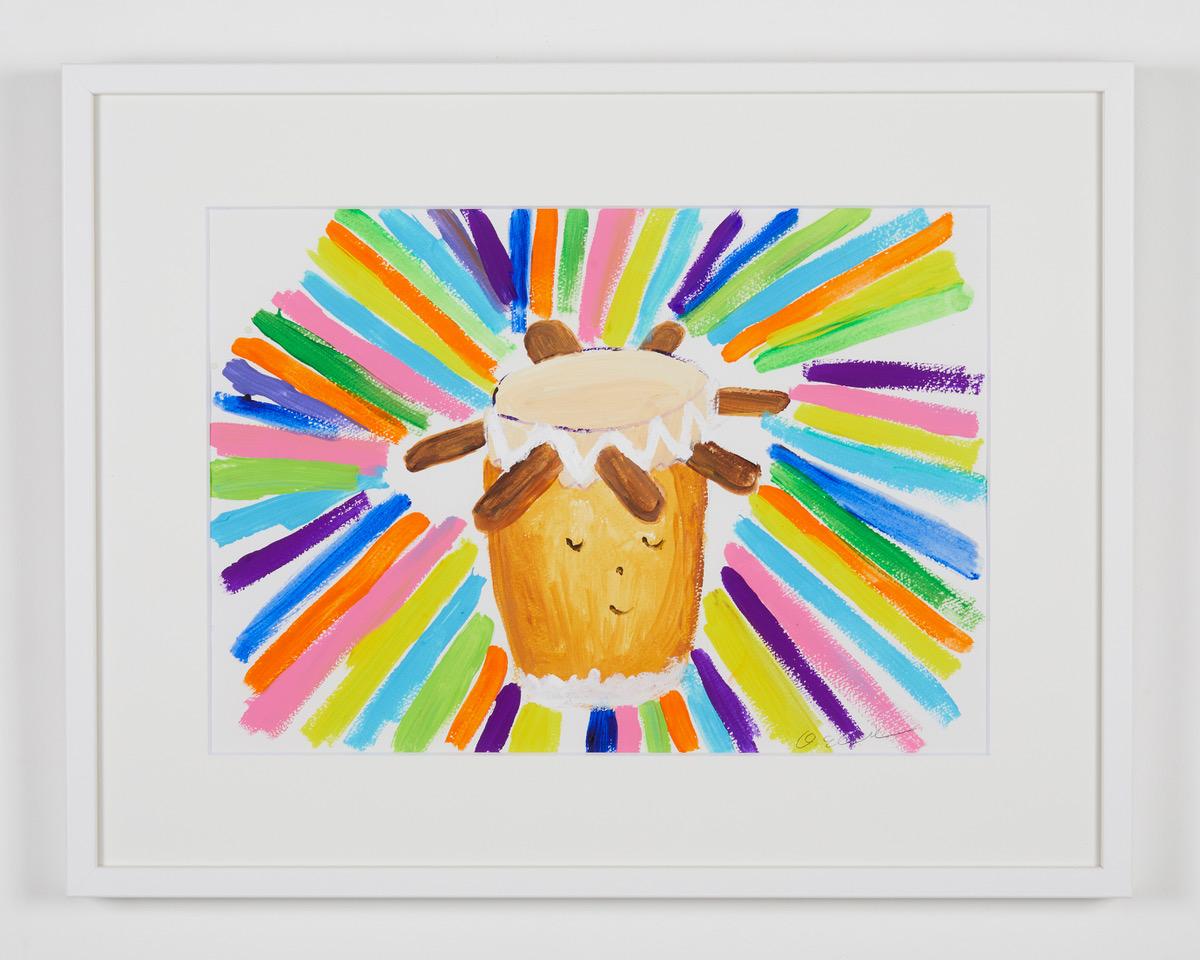 大宮エリーの「ハートのレオナ原画展」が開催されます!